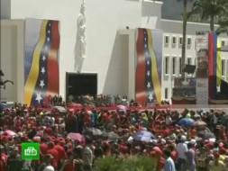 Уго Чавеса сохранят навечно под стеклянным куполом
