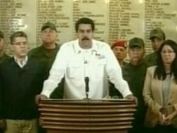 Временным президентом Венесуэлы стал бывший водитель автобуса