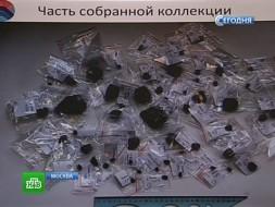 В челябинском метеорите нашли платину