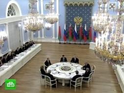 Путин иЛукашенко обсудят интеграцию иисследования Антарктики