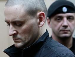 Оппозиционера Сергея Удальцова заперли дома до 6августа