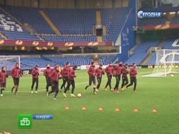 В Лондоне готовятся к исторической встрече «Челси» против «Рубина»
