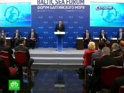В Петербурге обсуждают вопросы балтийской экологии
