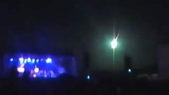 ВАргентине на глазах усотен людей упал метеорит