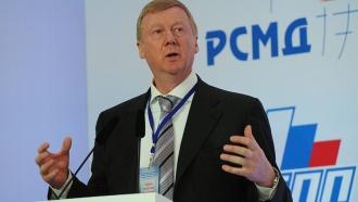 Путин: Чубайс лезет вполитику, но он не уголовник