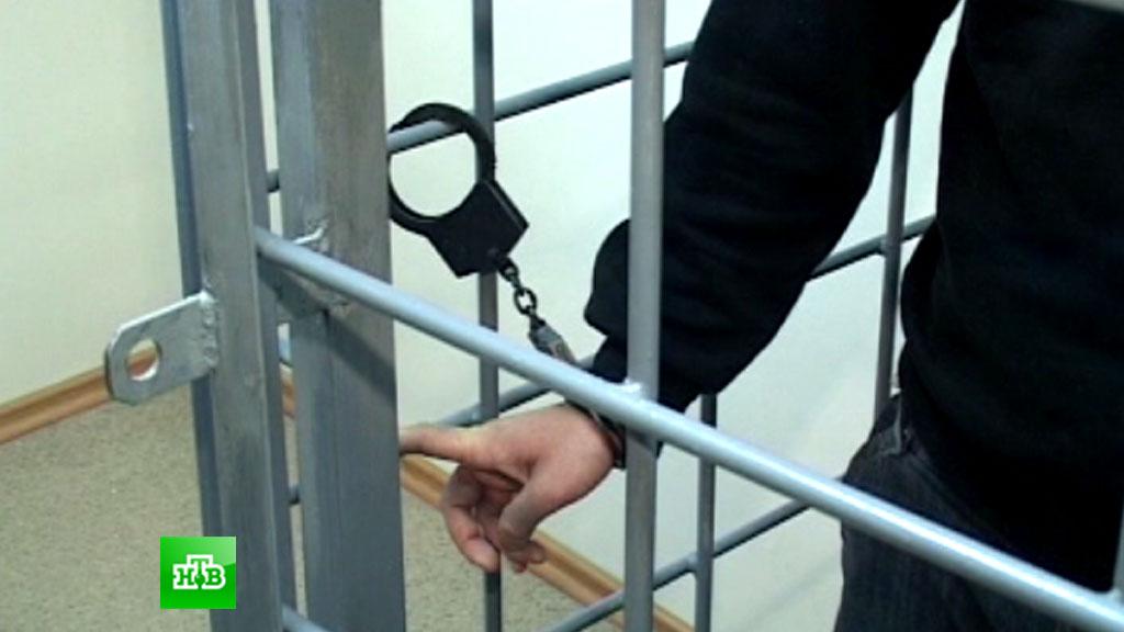 В калининграде при попытке побега из зала суда ранен осужденный за убийство.