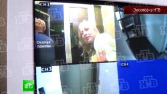 Госпитализацию продюсера Витаса сняли камеры вподъезде
