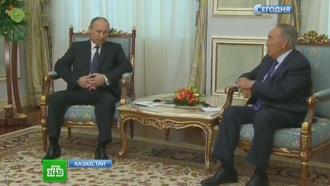 Путин приготовился к символичной встрече в столице Казахстана