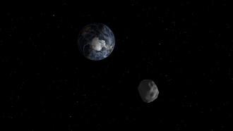 Мимо Земли пронесется гигантский астероид