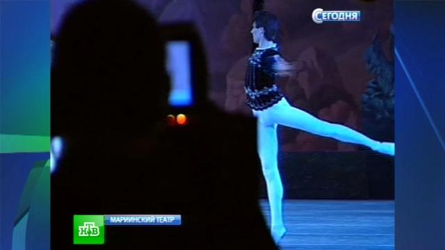 Пластику «Лебединого» покажут вобъеме 3D.балет, Мариинский театр, Санкт-Петербург, театры, 3D.НТВ.Ru: новости, видео, программы телеканала НТВ