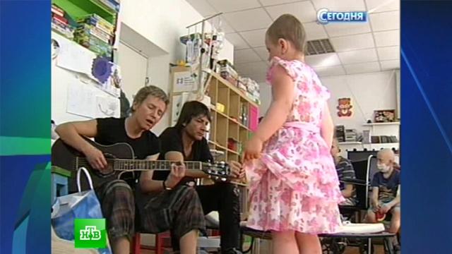 Светлана Сурганова спела детям о том, как победить рак.благотворительность, дети, музыка, онкология, Санкт-Петербург.НТВ.Ru: новости, видео, программы телеканала НТВ