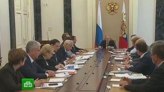 Путин недоволен ростом ВВП и требует работать лучше