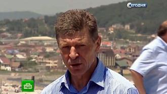 Подрядчикам пригрозили неустойками за срыв олимпийской стройки в Сочи