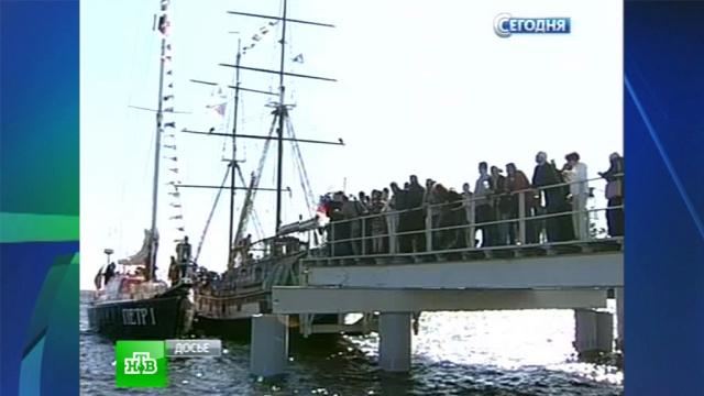 Питерские гонщики высекут яхту из айсберга.Арктика, регаты, Санкт-Петербург, яхты.НТВ.Ru: новости, видео, программы телеканала НТВ