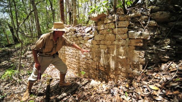 Археологи нашли в Мексике затерянный город индейцев майя // НТВ.Ru