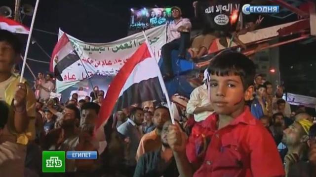 ВЕгипте противники президента грозятся устроить новую революцию.беспорядки, Египет, митинги за рубежом, Мурси, оппозиция, США, туристы.НТВ.Ru: новости, видео, программы телеканала НТВ