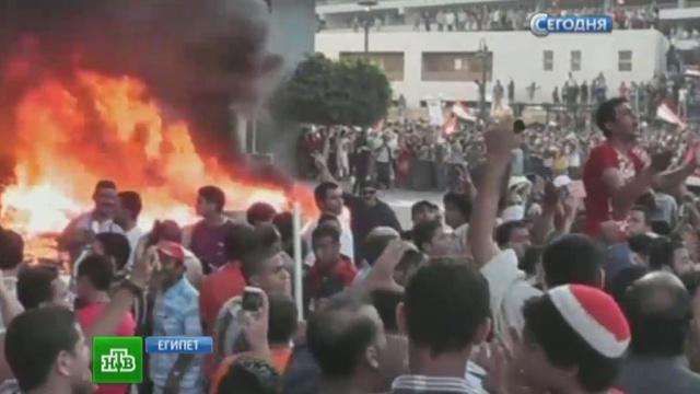 ВЕгипте противники исторонники Мурси выходят на митинги.беспорядки, Египет, митинги за рубежом, Мурси, оппозиция, США, туристы.НТВ.Ru: новости, видео, программы телеканала НТВ