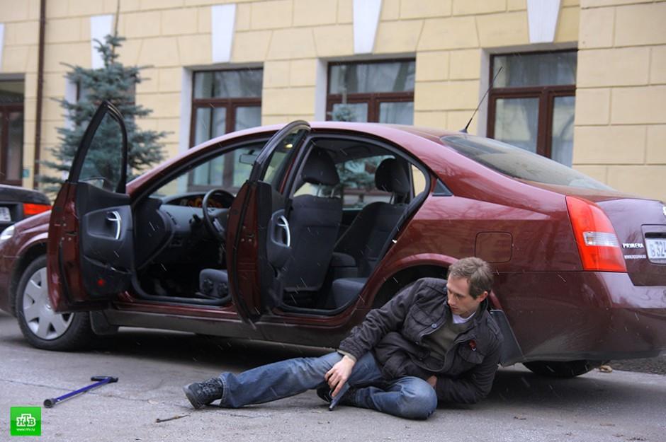 Кадры из сериала «Государственная защита».НТВ.Ru: новости, видео, программы телеканала НТВ