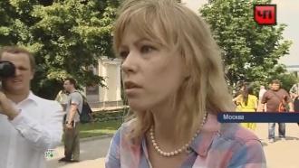 Оппозиционерка Баронова перешла на мат и оскорбления