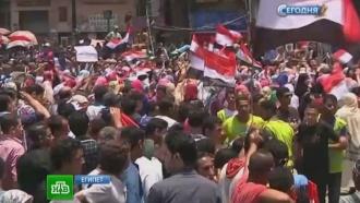 Сторонники Мурси жаждут реванша ивыходят на улицы Каира