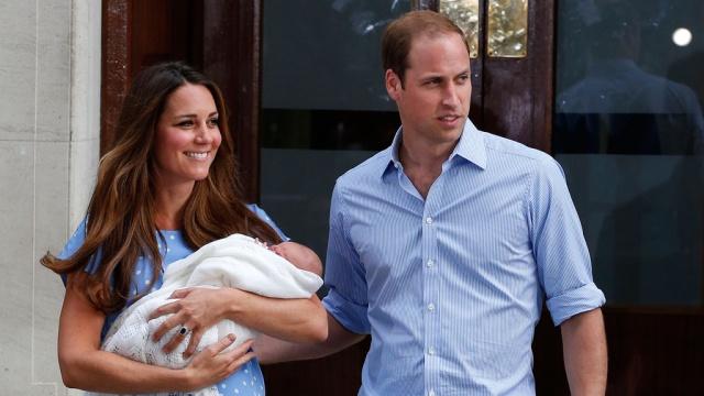 Сколько стоит наследник Уильяма?