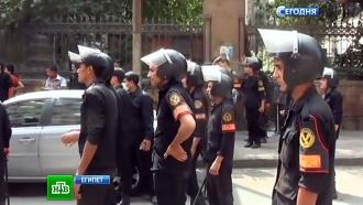 Не менее 15 египтян погибли при разгоне протестующих в Каире