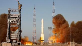 Начались увольнения за крушение ракеты <nobr>«Протон-М</nobr>» на Байконуре