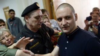 Адвокаты не смогли освободить Удальцова ареста