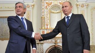 Армения решила войти в Таможенный союз