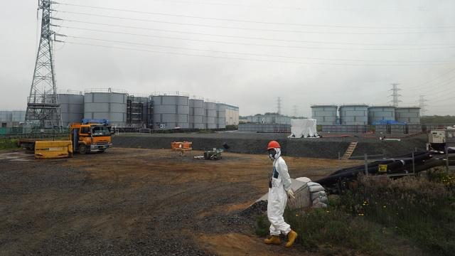 Японцы глушат последний ядерный реактор.атомная энергетика, АЭС, Фукусима, Япония.НТВ.Ru: новости, видео, программы телеканала НТВ