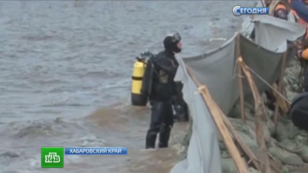 Дальневосточное озеро Мылка приковало к себе взгляды спасателей