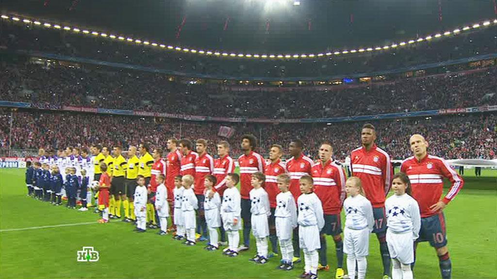Бавария News: ЦСКА 3:0. Текстовая и видеотрансляция матча