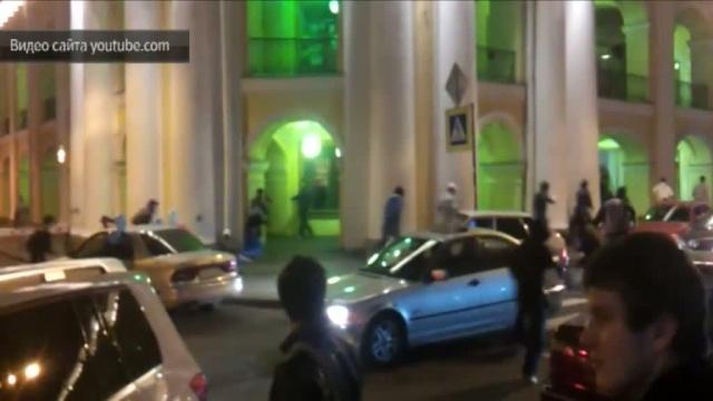 Очевидцы рассказали о шокирующей перестрелке в центре Петербурга.НТВ.Ru: новости, видео, программы телеканала НТВ