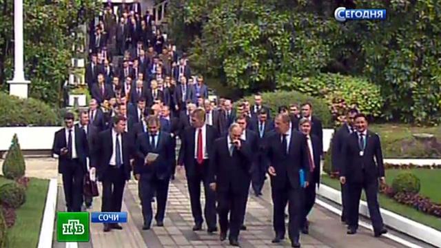 Теракты, Сирия инаркотрафик: лидеры стран— членов ОДКБ обсудили накопившиеся проблемы.Белоруссия, Лукашенко, ОДКБ, Путин, Сирия.НТВ.Ru: новости, видео, программы телеканала НТВ