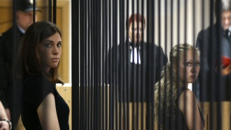 Надежда Толоконникова голодает <nobr>из-за</nobr> нарушений вколонии