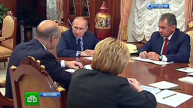 Путин потребовал строить бюджетную политику на реалистичных прогнозах.бюджет, Госдума РФ, правительство РФ, экономика.НТВ.Ru: новости, видео, программы телеканала НТВ