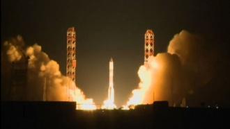 Первый после июльской аварии <nobr>«Протон-М</nobr>» успешно стартовал сБайконура