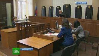 Эколога Долгова судья оставил вкамере до конца ноября