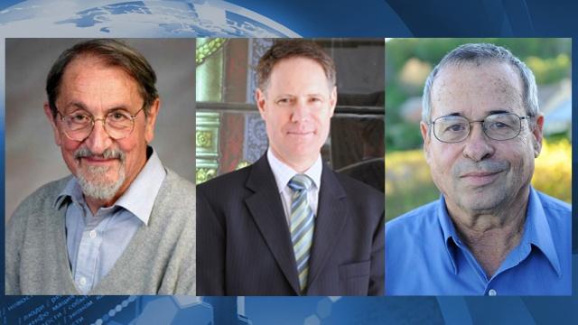 Нобелевскую премию по химии получили три американца.награждение, наука, Нобелевская премия, химия.НТВ.Ru: новости, видео, программы телеканала НТВ