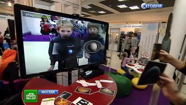 На фестивале науки в Москве детям показали химию и физику в действии.дети, изобретения, Москва, наука, открытия, ученые, фестиваль, физика, химия.НТВ.Ru: новости, видео, программы телеканала НТВ