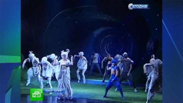 Шекспировское фэнтези запело и затанцевало в «Буффе».литература, мюзиклы, Санкт-Петербург, театры, Шекспир.НТВ.Ru: новости, видео, программы телеканала НТВ