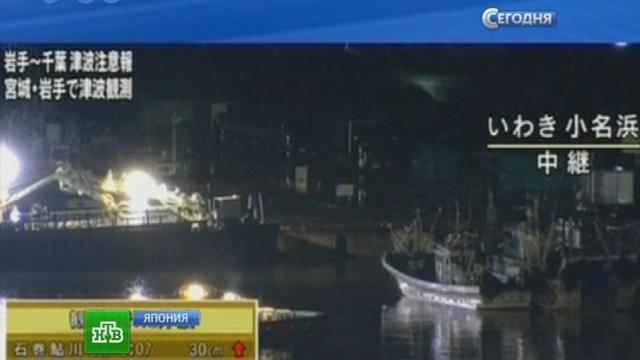 Японцы бежали с «Фукусимы» во время землетрясения.АЭС, землетрясения, Фукусима, Япония.НТВ.Ru: новости, видео, программы телеканала НТВ