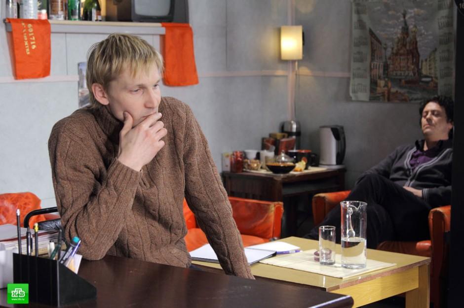 Кадры из фильма «Гончие: западня».НТВ.Ru: новости, видео, программы телеканала НТВ