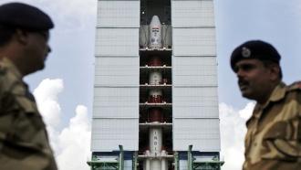 Индия впервые вистории запустила кМарсу ракету сзондом