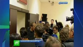 В питерских судах продлевают сроки ареста «зеленым» с Arctic Sunrise