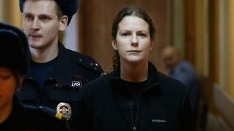 Первую иностранку по делу Greenpeace отпустили за 2миллиона