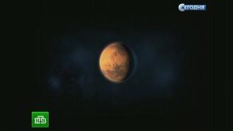 Спутник MAVEN познакомит «марсиан» скультурой землян