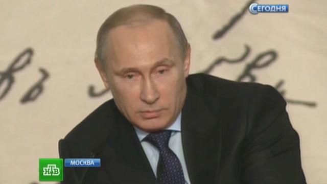 Путин увидел в «болотных» беспорядках призрак 17-го года.беспорядки, Болотная площадь, оппозиция, Путин.НТВ.Ru: новости, видео, программы телеканала НТВ