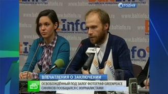 Огигиене икипятильнике: фотограф Greenpeace рассказал, как жилось иностранцам врусских СИЗО