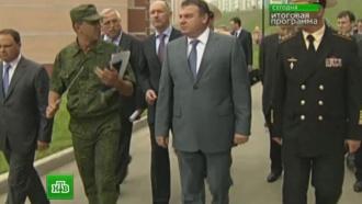 СК и адвокаты Сердюкова обменялись обвинениями